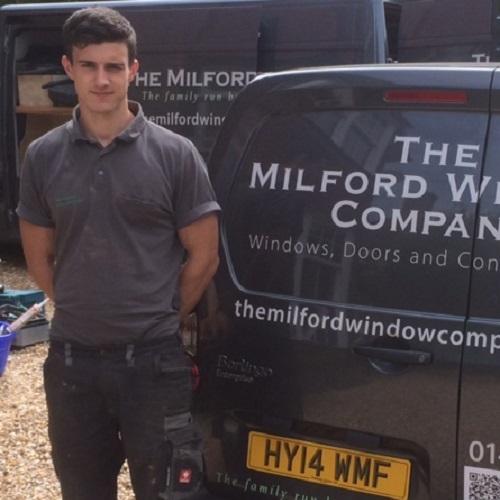 Guy Holloway Milford Window Company The Milford Window