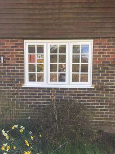 Heritage Flush Sash window
